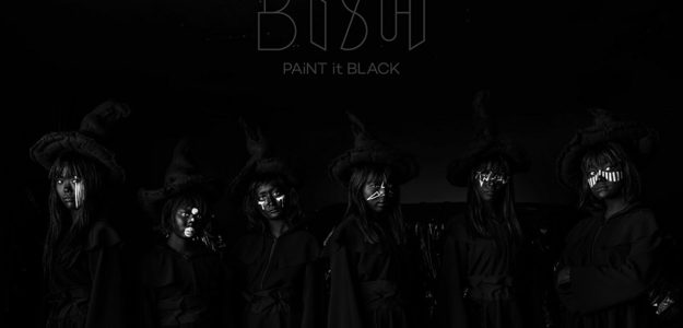 BiSH PAiNT it BLACK について